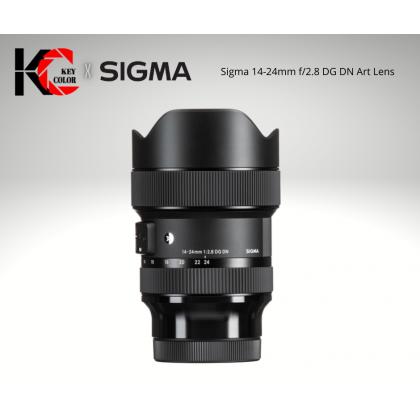 Sigma 14-24mm f/2.8 DG DN Art Lens (30 month warranty by APD Sigma Malaysia)